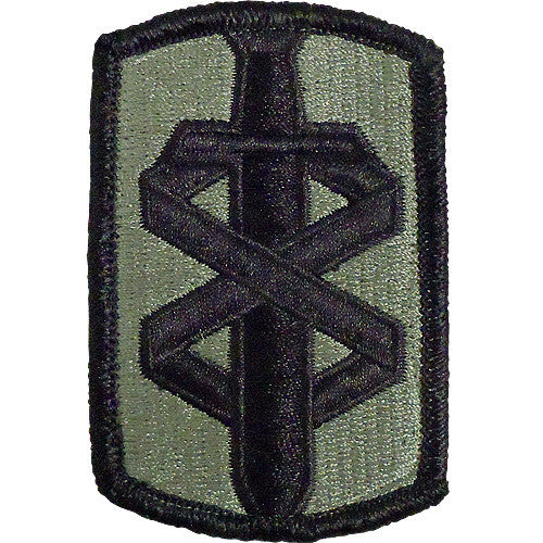 18th Medical Brigade ACU Patch
