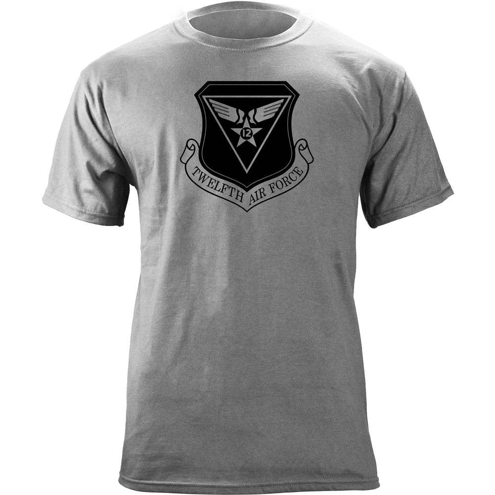 Twelfth Air Force Subdued Patch T-Shirt