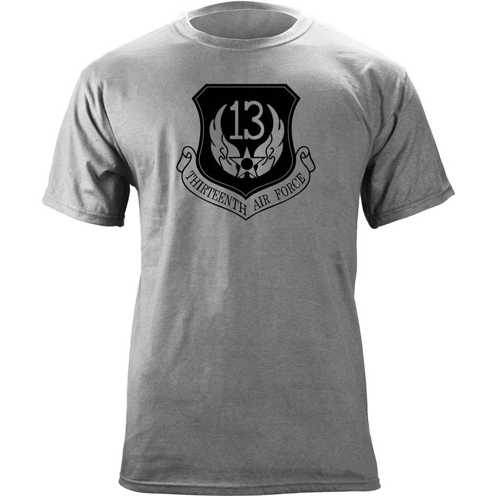 Thirteenth Air Force Subdued Patch T-Shirt