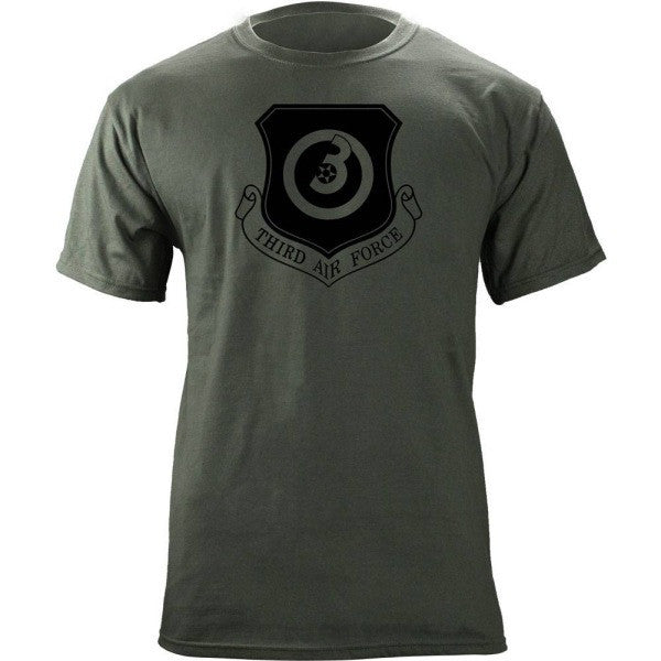 3rd Air Force Subdued Patch T-Shirt