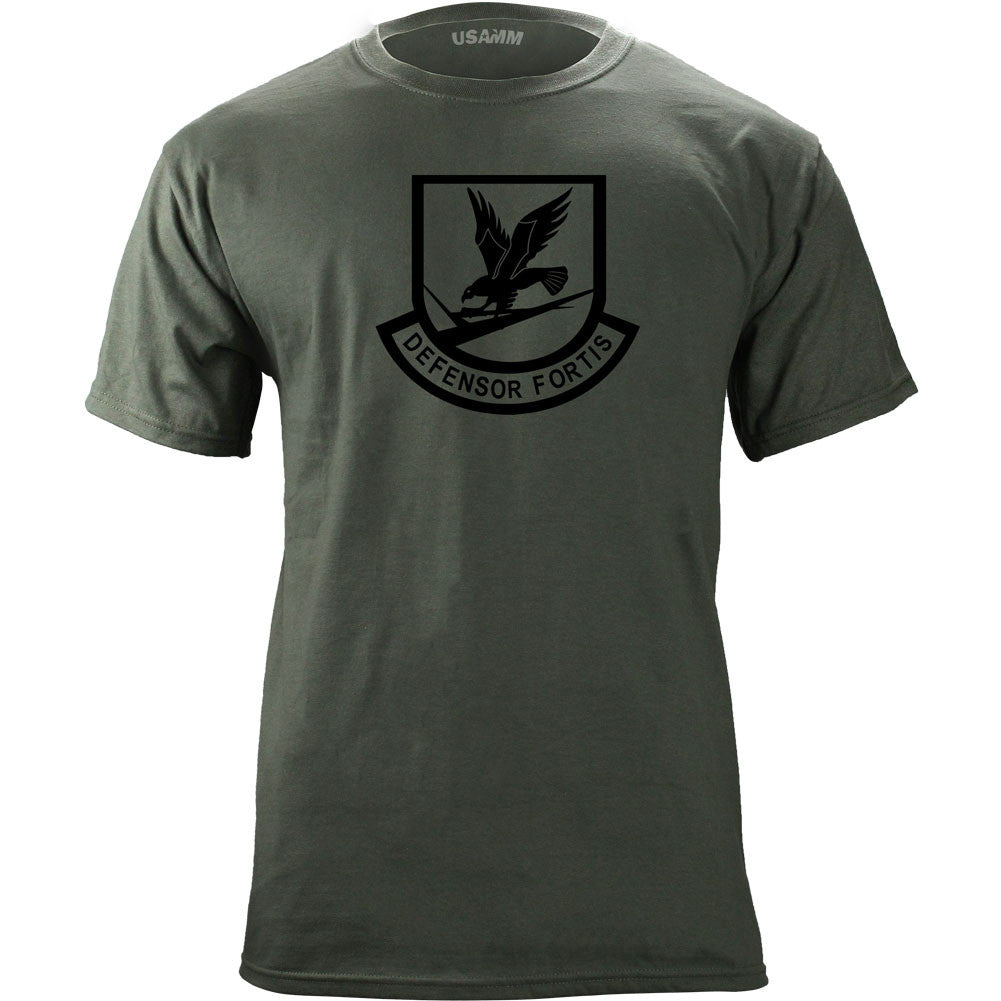 Air Security Forces Defensor Fortis Subdued Patch T-Shirt