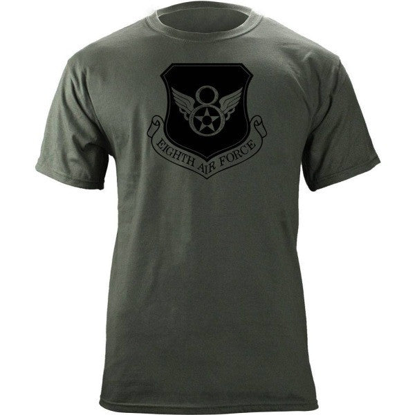 8th Air Force Subdued Patch T-Shirt