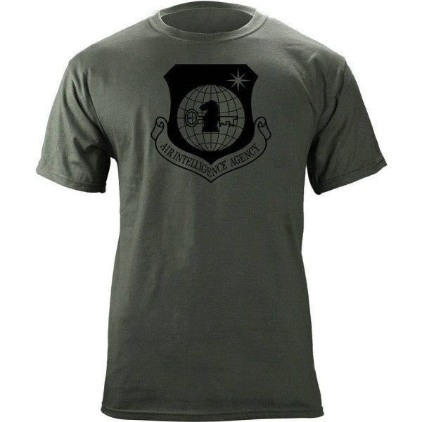 Air Intelligence Agency Subdued Patch T-Shirt