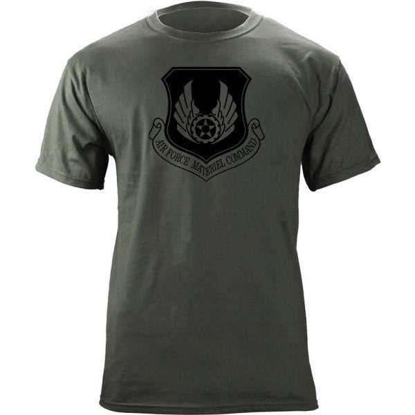 Air Force Materiel Command Subdued Patch T-Shirt