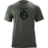 Air Force Fire Protection Subdued Patch T-Shirt