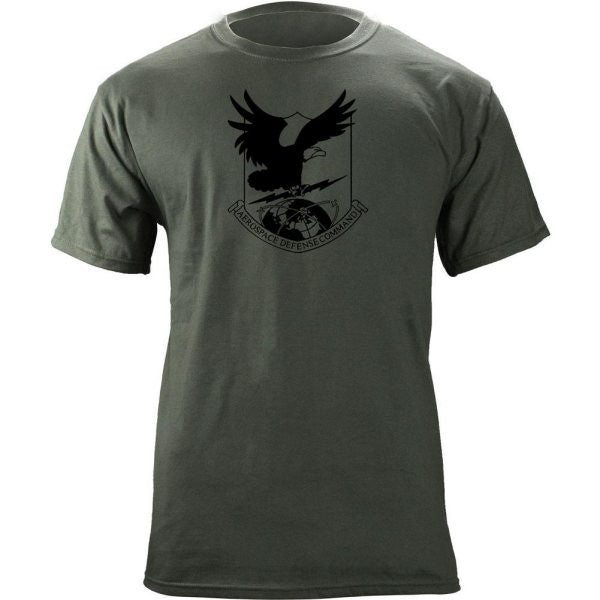 Aerospace Defense Command Subdued Patch T-Shirt