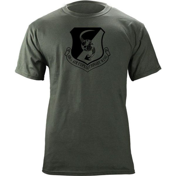 438th Air Expeditionary Wing Subdued Patch T-Shirt