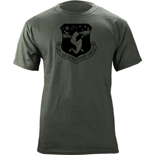 404th Air Expeditionary Group Subdued Patch T-Shirt