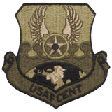 Air Force Central (USAFCENT) MultiCam (OCP) Patch
