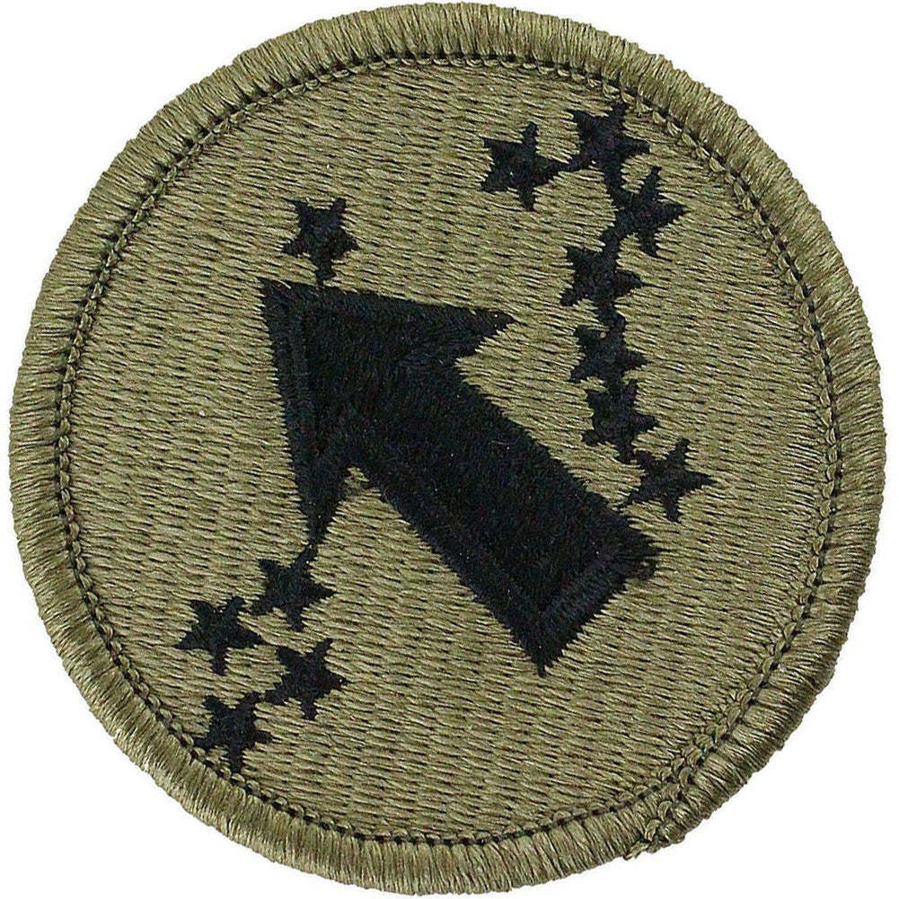 WESTCOM United States Army Pacific (USARPAC) Multicam (OCP) Patch