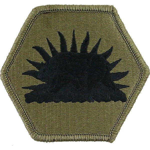 California Army National Guard Multicam (OCP) Patch