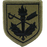 Judge Advocate General (JAG) School U.S. Army Multicam (OCP) Patch