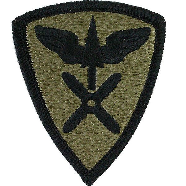 110th Aviation Brigade Multicam (OCP) Patch
