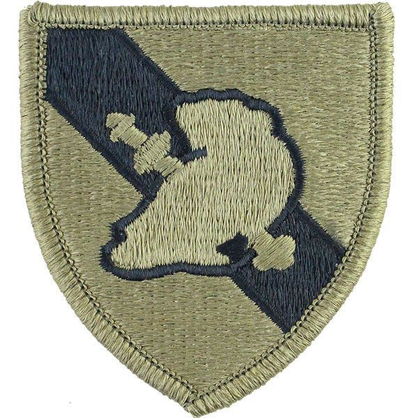 U.S. Military Academy Personnel West Point Multicam (OCP) Patch