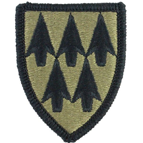 32nd Air and Missile Defense Command (AAMDC) Multicam (OCP) Patch