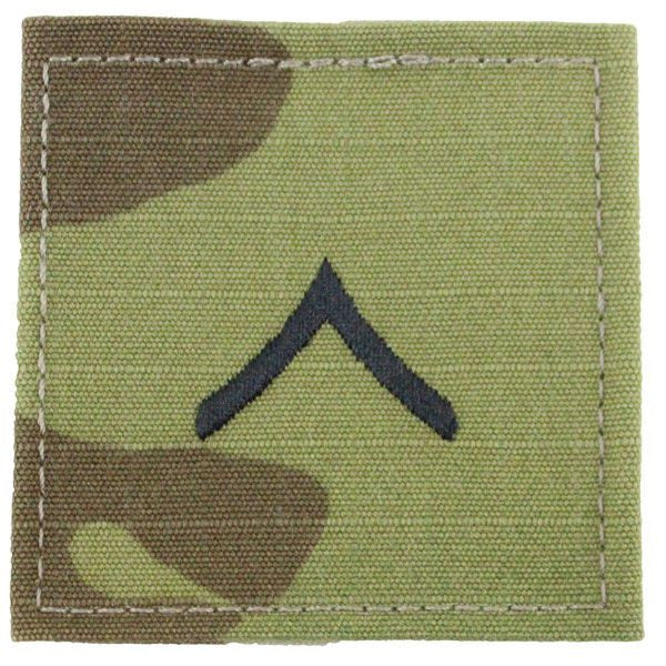 Multicam (OCP) 2 x 2 Sew-On Blouse Rank - Officer and Enlisted