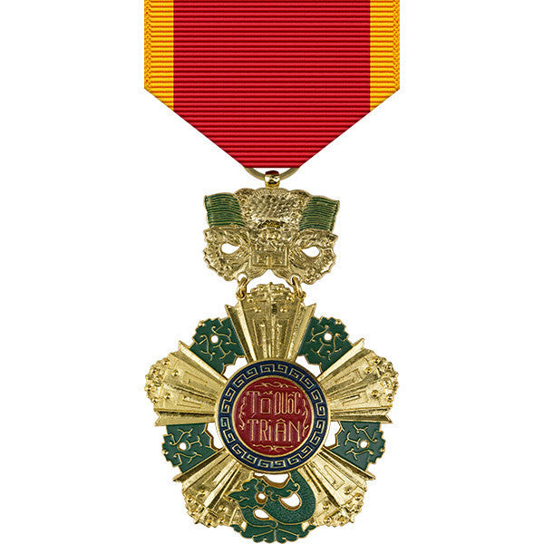 Republic of Vietnam National Order Medal 5th Class Medal