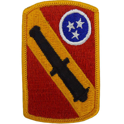 196th Field Artillery Brigade Class A Patch