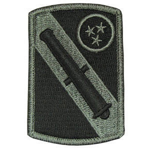 196th Field Artillery Brigade ACU Patch
