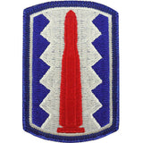 197th Infantry Brigade Class A Patch