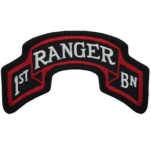1st Battalion - 75th Ranger Regiment Class A Scroll