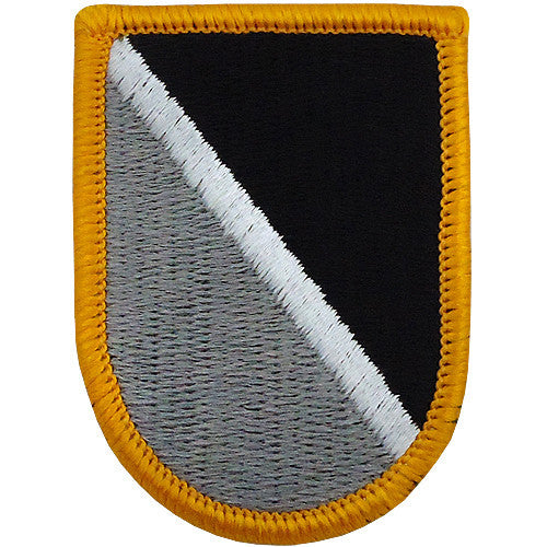 1st Special Warfare Training Group Beret Flash