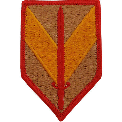 1st Sustainment Brigade Class A Patch