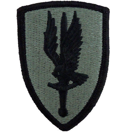 1st Aviation Brigade ACU Patch