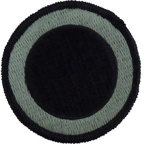 I (1st) Corps ACU Patch