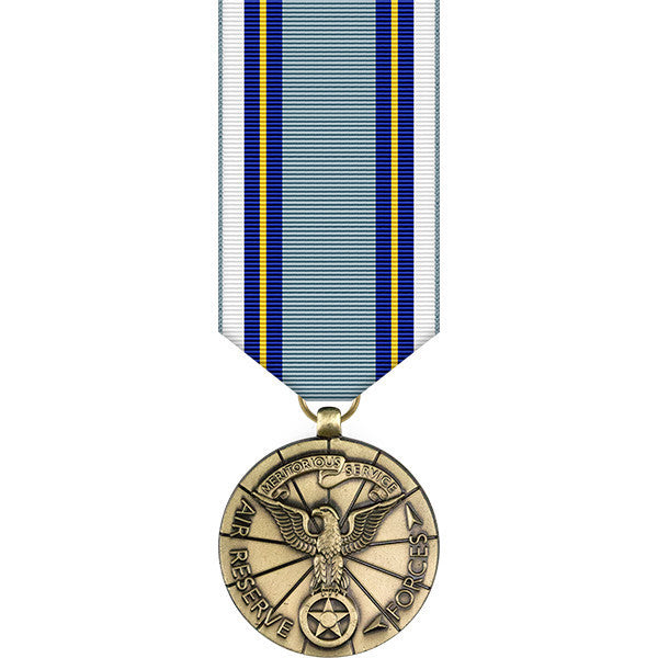 Air Reserve Meritorious Service Miniature Medal