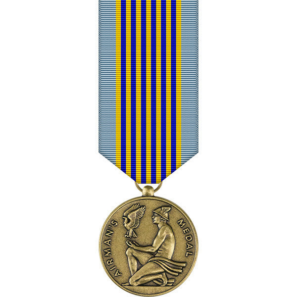 Airmans Miniature Medal for Heroism