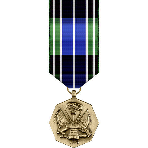 Army Achievement Miniature Medal
