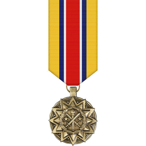 Army National Guard Components Achievement Miniature Medal