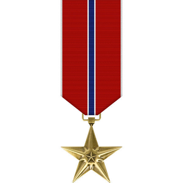 Bronze Star Miniature Medal