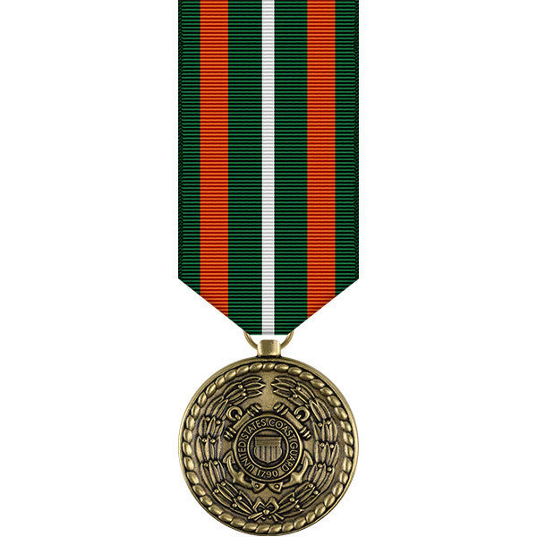 Coast Guard Achievement Miniature Medal