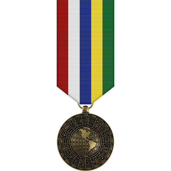 Inter-American Defense Board Miniature Medal