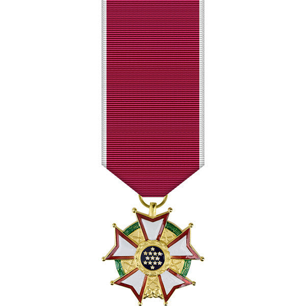 Legion of Merit Miniature Medal