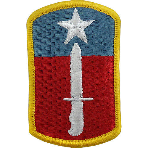 205th Infantry Brigade Class A Patch