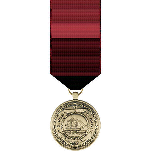 Navy Good Conduct Miniature Medal