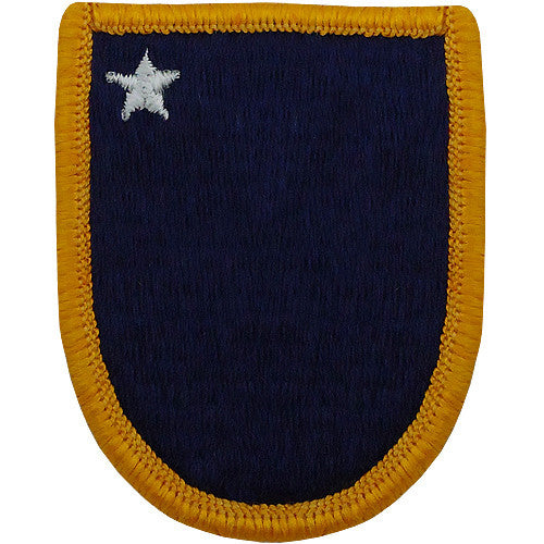 207th Infantry Group, Headquarters Company Beret Flash