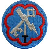 207th Military Intelligence Brigade Class A Patch