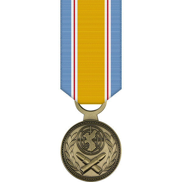 Republic of Korea War Service Miniature Medal