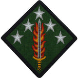 20th Support Command Class A Patch