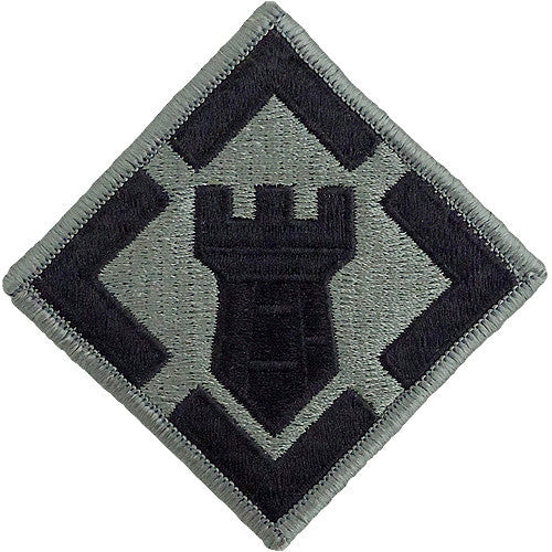 20th Engineer Brigade ACU Patch