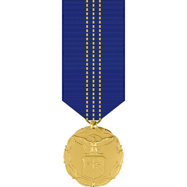 Air Force Decoration for Exceptional Civilian Service Miniature Medal