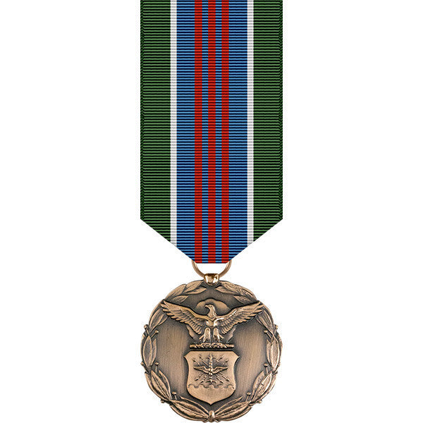 Air Force Exemplary Civilian Service Award Miniature Medal