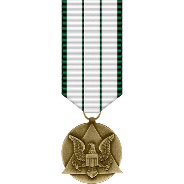 Army Commanders Award for Public Service Miniature Medal