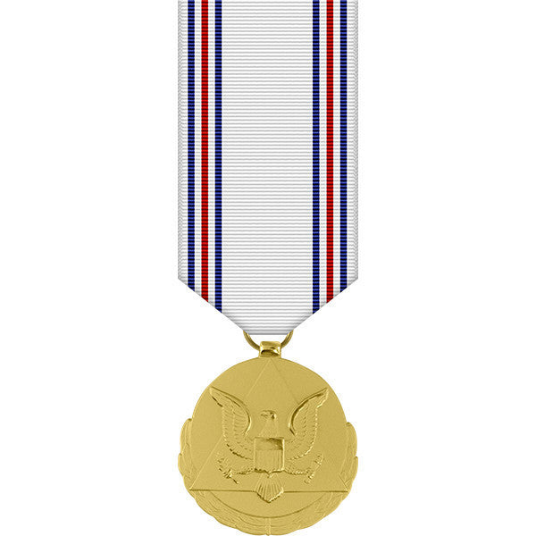 Army Distinguished Civilian Service Award Miniature Medal