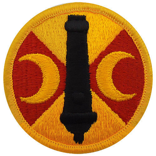 210th Field Artillery Brigade Class A Patch