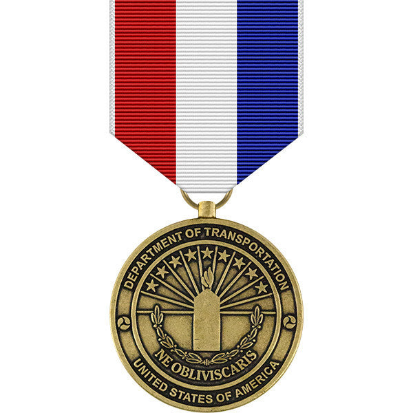Department of Transportation 9-11 Medal